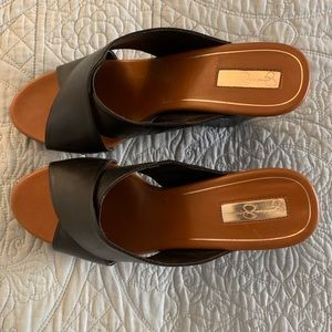 Jessica Simpson wedges size 11